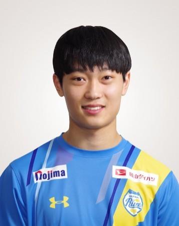 岡山リベッツが趙大成選手と契約更新
