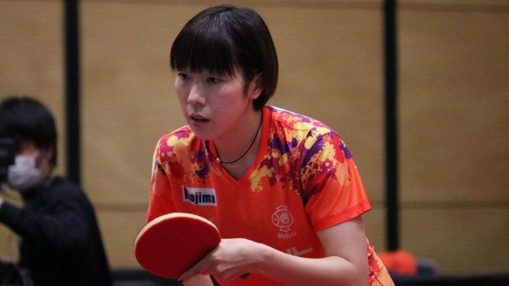 全日本複王者の永尾尭子、日本ペイントマレッツと契約更新 4thシーズン卓球Tリーグ