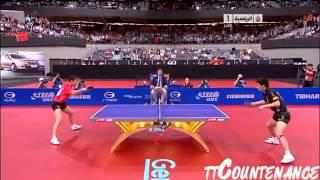【動画】張継科 VS 王励勤 GAC GROUP 2011年世界卓球選手権大会 準々決勝
