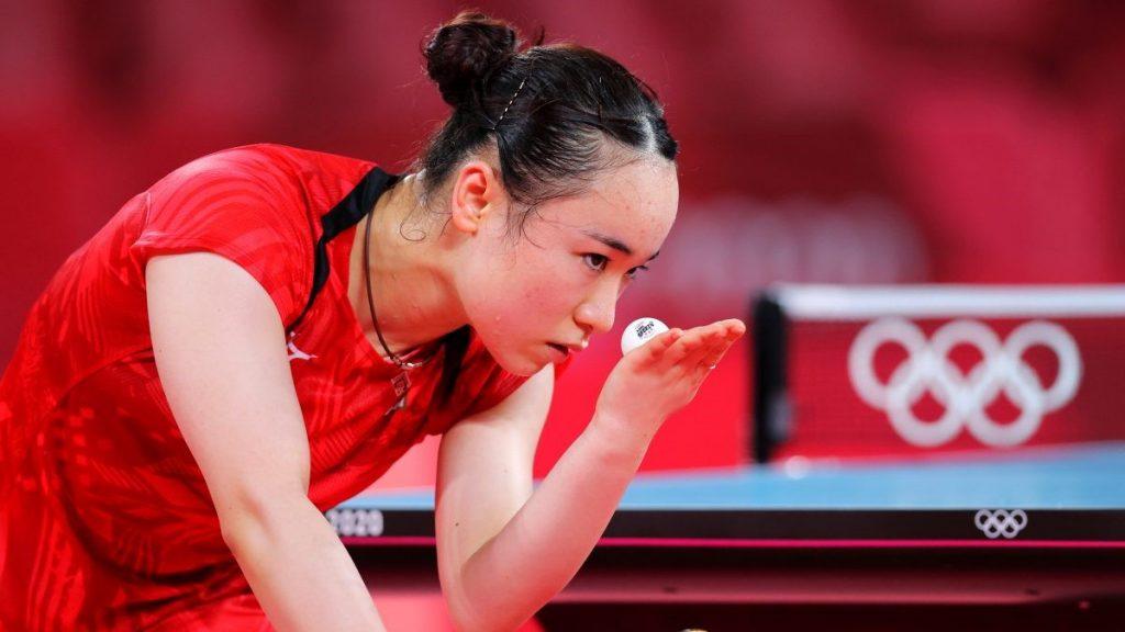 メダルを目指す石川佳純、伊藤美誠が8強入り 張本智和と丹羽孝希は惜しくも敗退 男女単3回戦-4回戦結果 東京2020オリンピック卓球