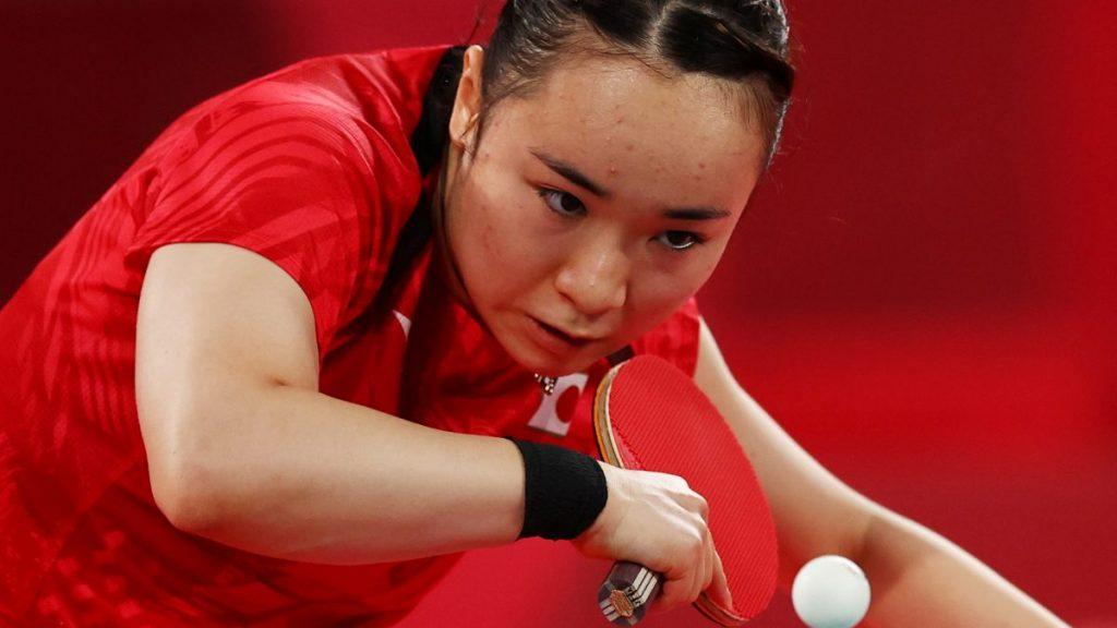 伊藤美誠が日本勢唯一のベスト4入り、2個目の金メダルを狙う 中国の男女4選手は順当に4強入り 男女単準々決勝結果 東京2020オリンピック卓球