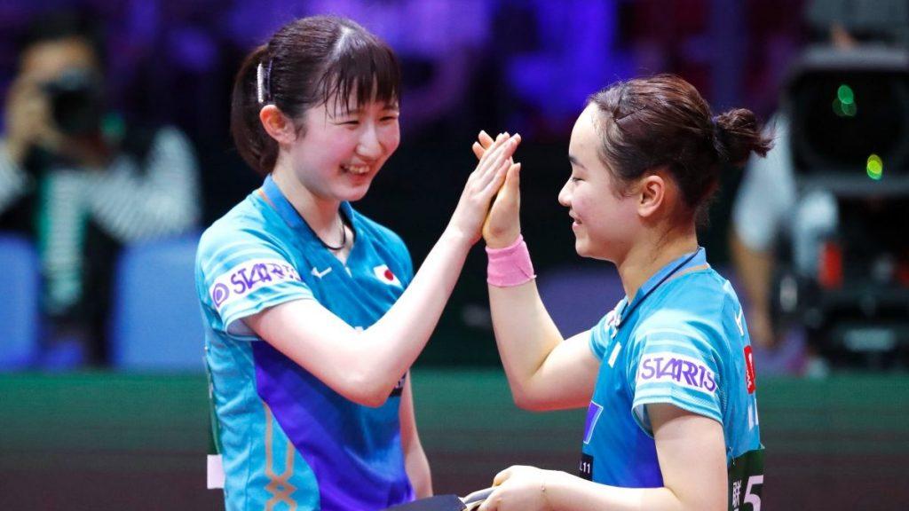 2021世界卓球の日本代表選手が正式発表 張本智和、宇田幸矢、早田ひなの3選手は3種目にフル出場 2021卓球