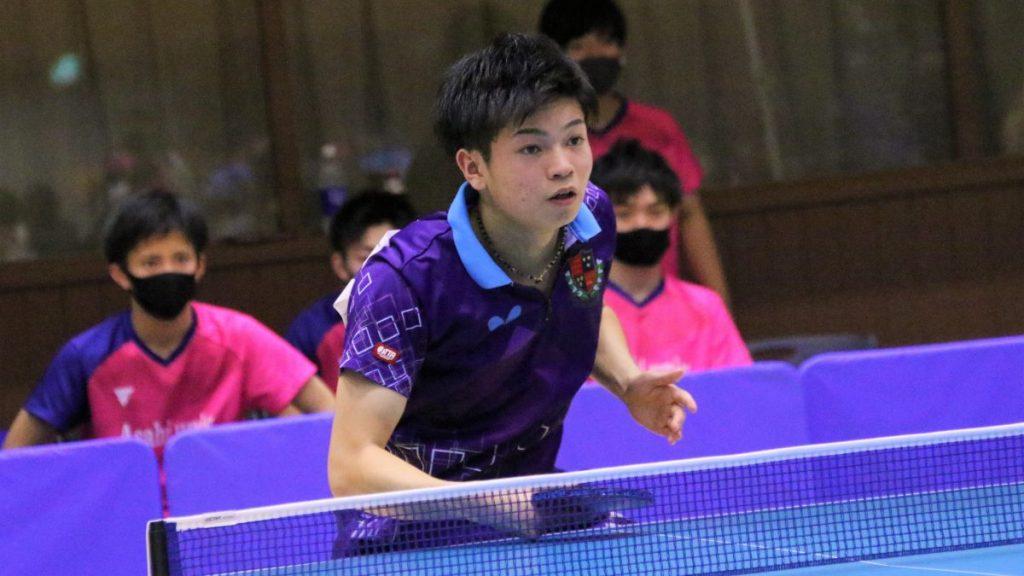 チームは敗れるも田中佑汰が2得点の活躍 シェルベリが個人ランク1位に浮上 2021ドイツ・ブンデスリーガ 第6節 卓球