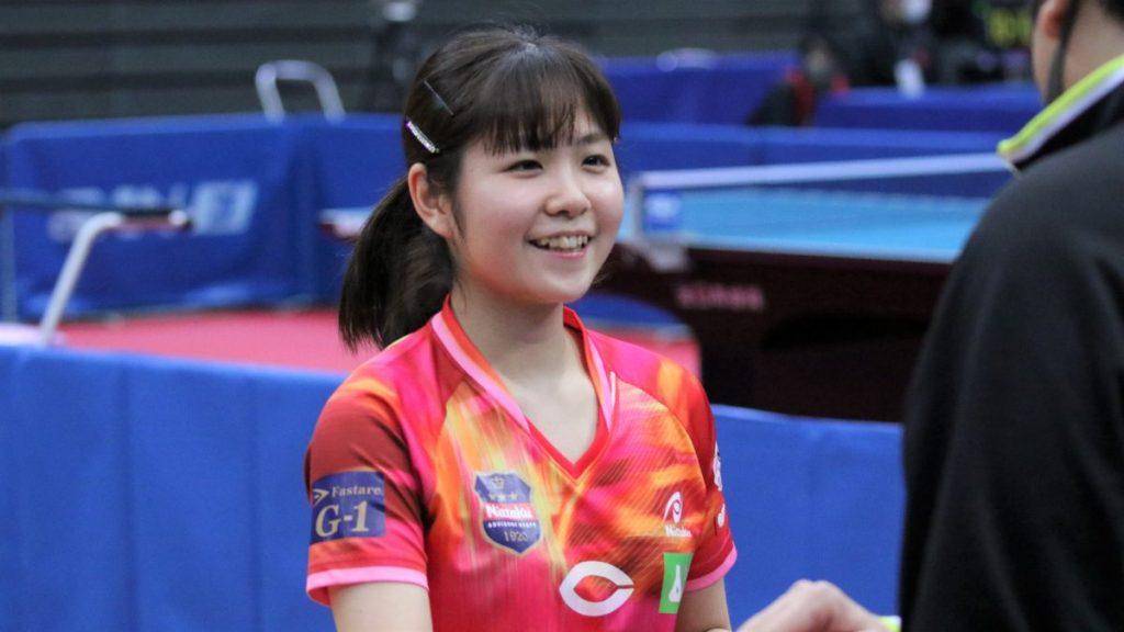 木下アビエルに全日本複3位の梅村優香、トップ名古屋に13歳の小塩悠菜が新加入 4thシーズン卓球Tリーグ