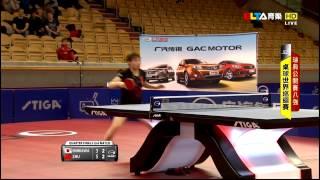 【動画】石川 佳純 VS 朱雨玲 2014年スウェーデン・オープン 準々決勝