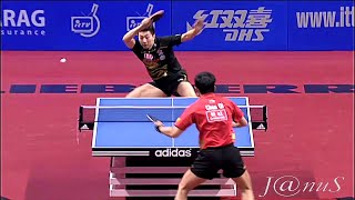 【動画】陳杞 VS 馬龍 2010年ドイツオープン -  ITTFプロツアー 準決勝