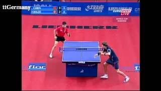 【動画】マイケル・メイス VS 陳杞 LIEBHERR 2009男子ワールドカップ 準々決勝