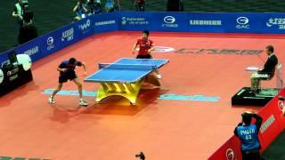 【動画】水谷隼 VS アドリアン・マテネ LIEBHERR 2011男子ワールドカップ