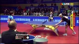 【動画】石川 佳純 VS POTA Georgina 2014年女子ワールドカップ 3位決定戦