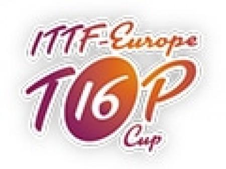 オフチャロフ3連覇、リー初優勝 ITTFヨーロッパトップ16 卓球