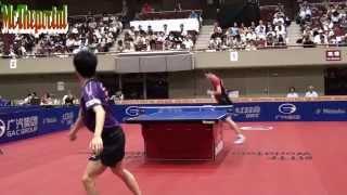 【動画】塩野真人 VS HACHARD Antoine 2014年ジャパンオープン ベスト64