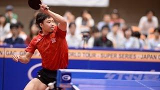 【動画】水谷隼 VS 于 子洋 2014年ジャパンオープン 決勝