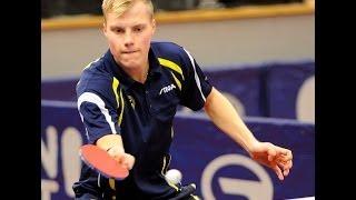 【動画】許昕 VS TORNKVIST Andreas 2013年スウェーデン・オープン、メジャーシリーズ ベスト64