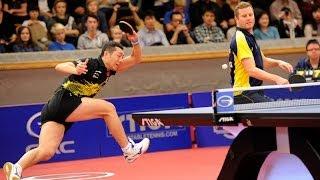【動画】イェレル・パー・閻安 VS LUNDQVIST Jens・許昕 2013年スウェーデン・オープン、メジャーシリーズ 決勝