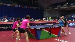 【動画】CHEN Xingtong・LI Jiayi VS EKHOLM Matilda・POTA Georgina 2017シーマスター2017年ハンガリーオープン 決勝