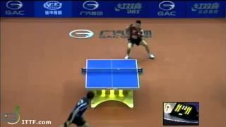 【動画】吉田海偉 VS MA Liang 2013年中国オープン、スーパーシリーズ