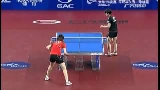【動画】平野早矢香 VS 李 暁霞 GAC GROUP 2012 KRA韓国オープン 準々決勝