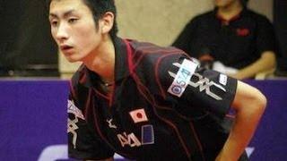 【動画】上田仁 VS 于 子洋 2014年ジャパンオープン ベスト16