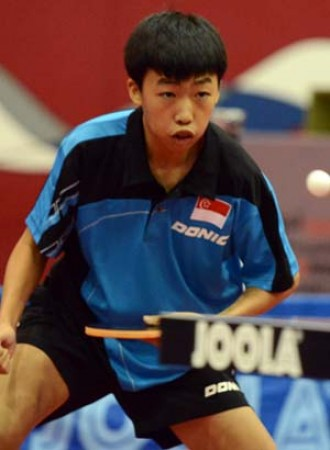 YU Zong Jun Gerald