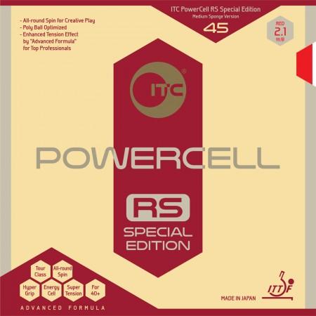 ITC パワーセルRS 45 スペシャル バージョン