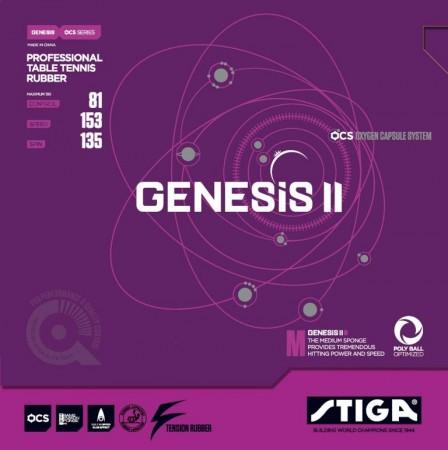 ジェネシス II スピン M