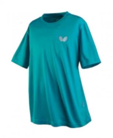 ウィンロゴ・Tシャツ(ターコイズブルー)