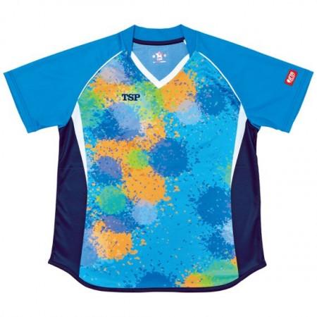レディスイオーネシャツ(ブルー)